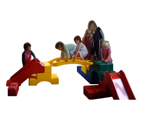 Plastic play equipment activity nz