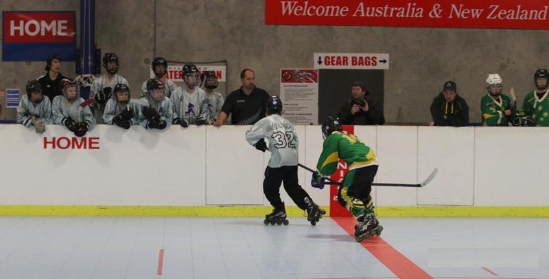 Playing Inline Hockey | Waihi Miners Inline Hockey Club