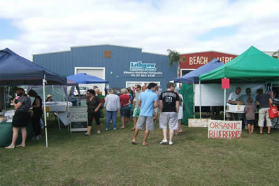 Waihi Beach Fresh Produce Market