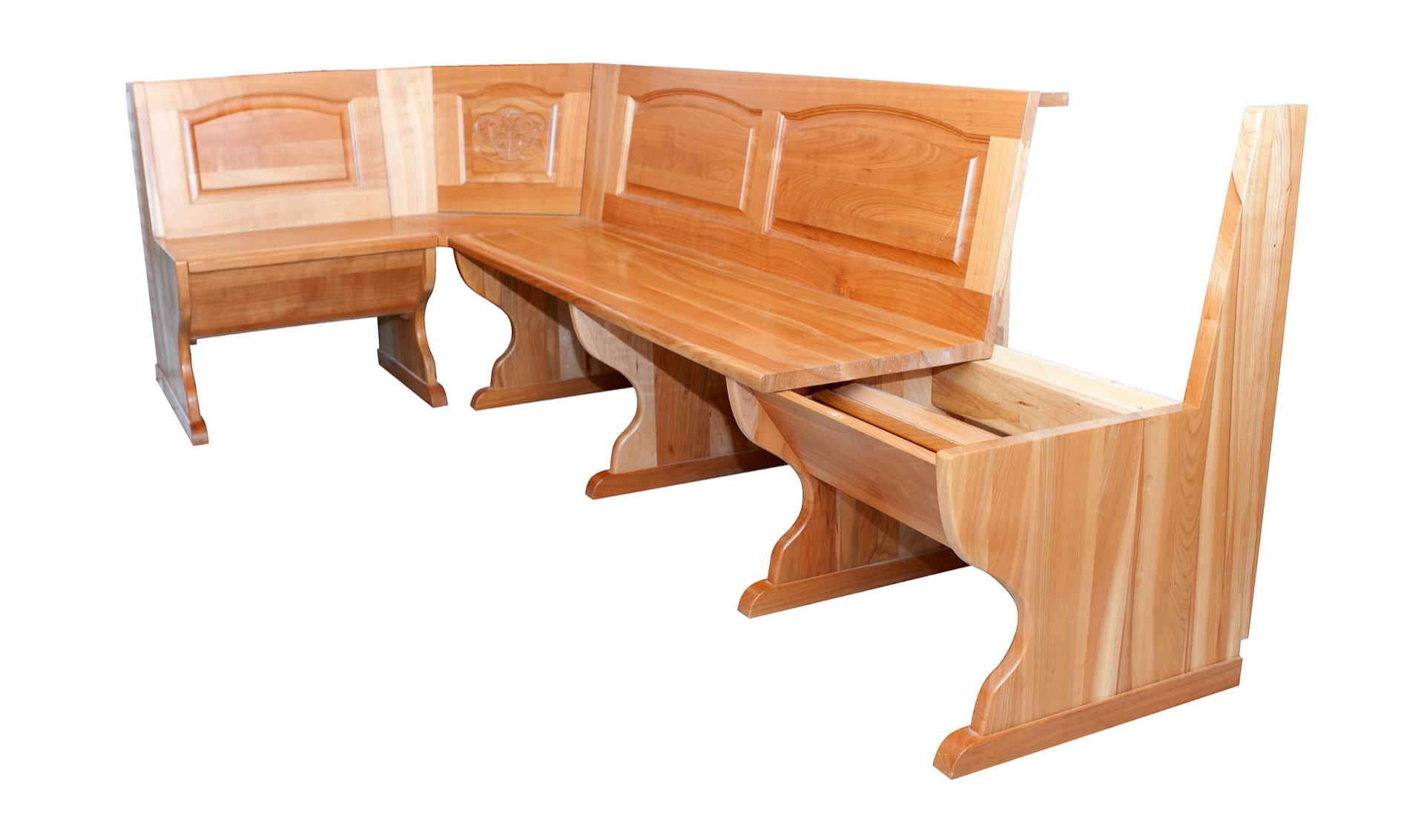 Eckbank Holz | Wir fertigen Ihre Eckbank aus Holz