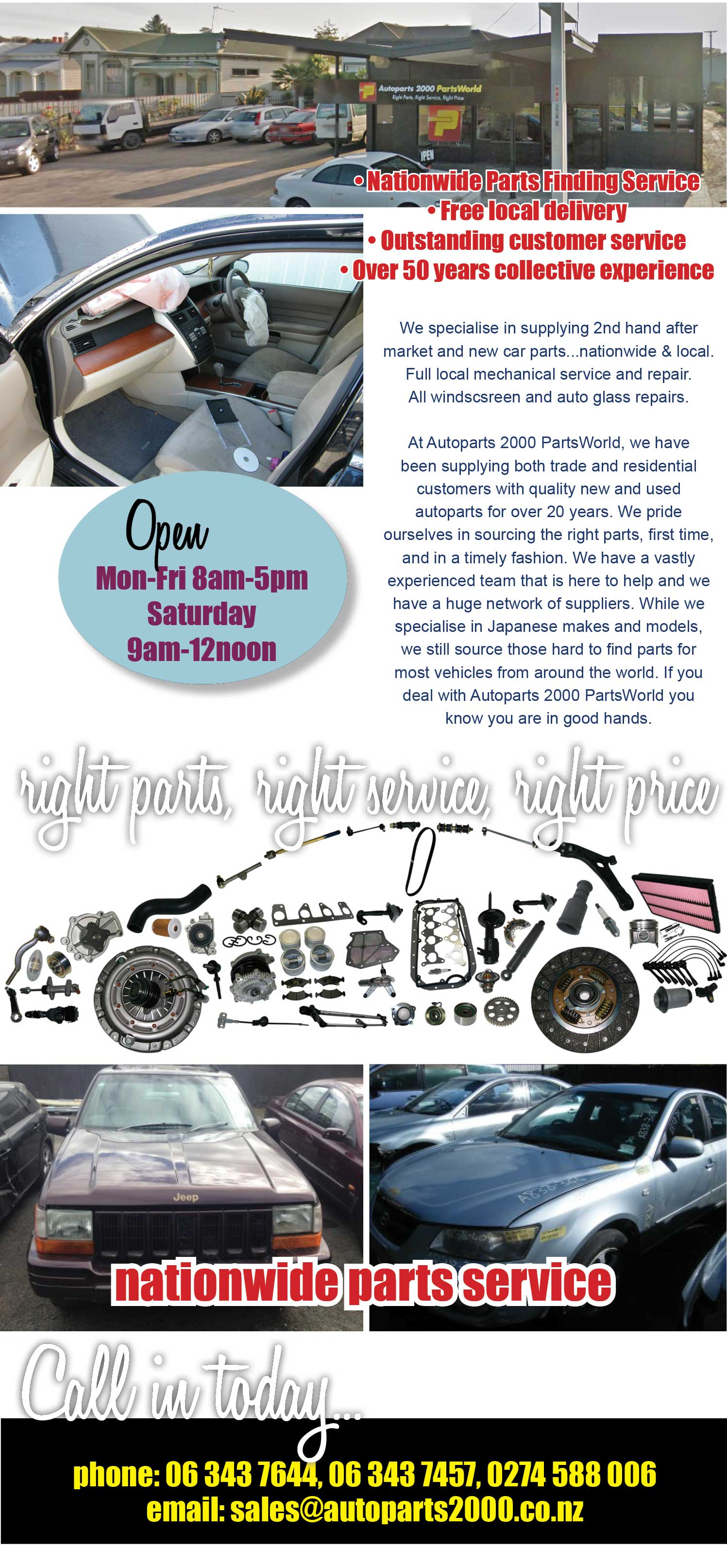 Autos Autoparts 2000 Wanganui Online Com Tourist And Local News