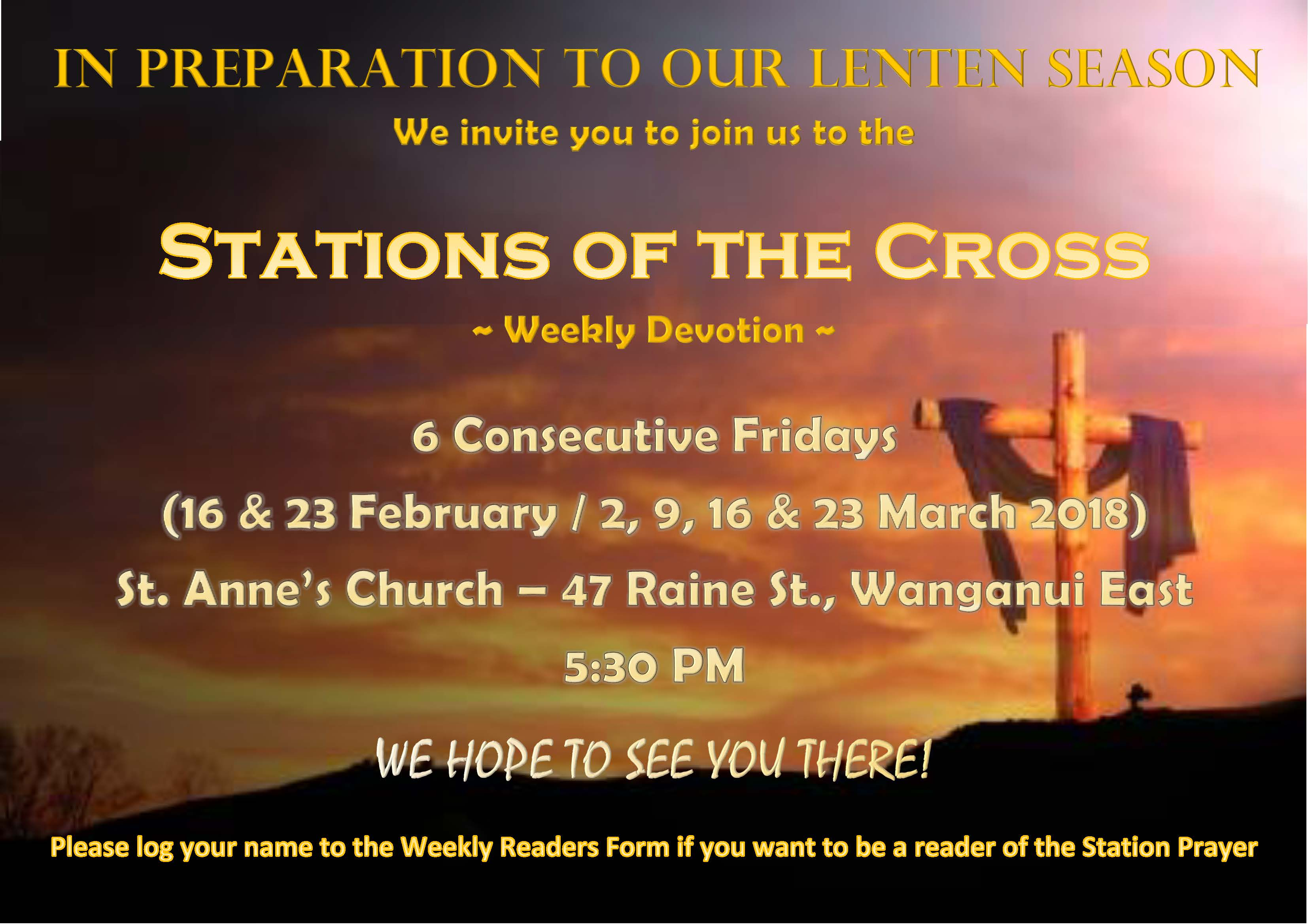 Welcome to The Catholic Parish of Whanganui, New Zealand | Home