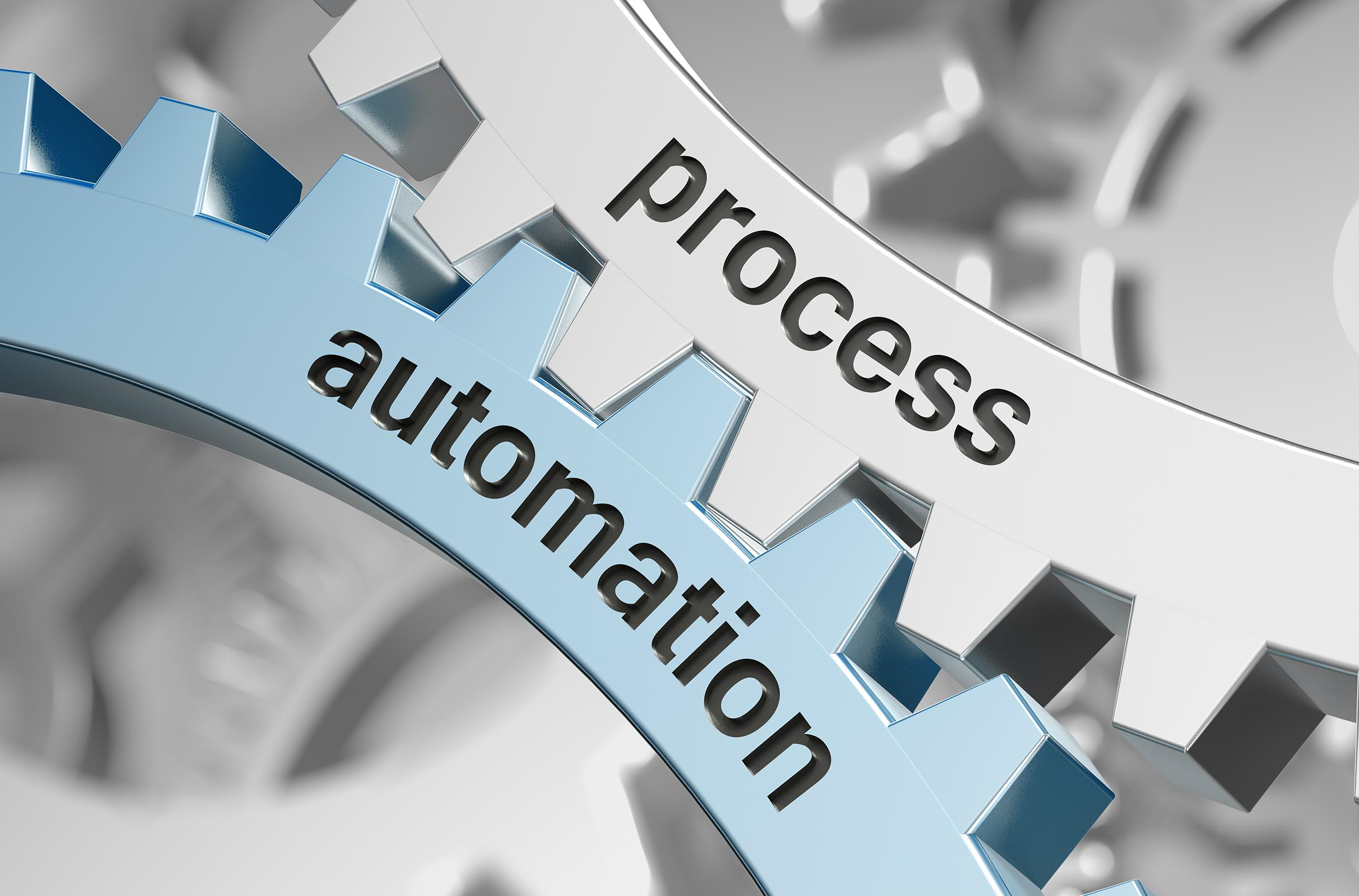 Verksamhetsarkitektur, processautomatisering och effektivisering