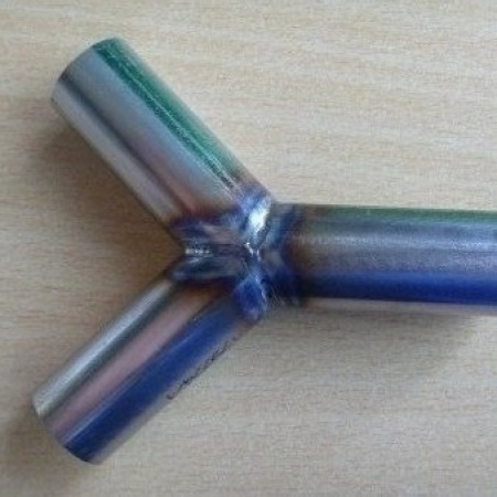 aus Rundrohr D22/1 mm