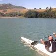 Kayaking in Anzac Bay