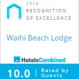Hotels Combined Excellence Award 2018