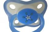 Blue Star Pacifier