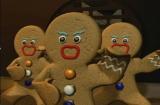 Gingerbread Haka