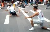 Haka Flash Mob