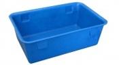 plastic meat tubs