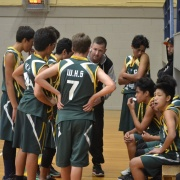 Our Jnr A Boys finished 2nd in their grade, Youth Games Basketball Tourn, June 2017.