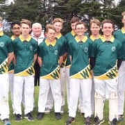 CONGRATULATIONS to the WHS 1st XI Boys Cricket team who WON the CENTRAL DISTRICTS T20 FINAL against Feilding High, 1 November 2017.