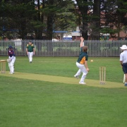 Our 1st XI Boys Cricket team won their T20 regional semi final game at school against Horowhenua College, March 2016.