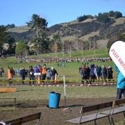 Wanganui Secondary School Cross Country held in Waiouru on 21/5/15.