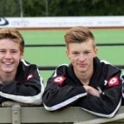 Ryan Gray, Lee Moir & Ben Pilet, whose Central Nth Is team won the 2015 U18 Men's Regional Tourn.