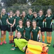 Our Girls 1st XI Hockey at Winter Tournament week in Palmerston Nth were very strong making the final, placed 2nd overall, 4-8 September 2017.