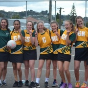 Well done to our WHS Junior A2 Netball Team & Coach Robyn Walford WINNING the SS3 grade in a close final 24-22, 2/9/17.