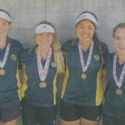 WHS rowers landed five GOLD medals at the Aon NZ Nth Is Secondary School Champs.