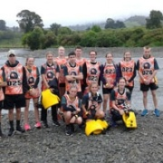On 4/11/17 WHS took 4 teams of 4 to the Big Bang 6 hr Adventure Race just out of Levin.