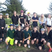 Whanganui Regional Inter-School Mountain Bike Champs took place at Pauri Lake, 24/6/16. LOCHIE STEEDMAN was 1st in the Senior boys.
