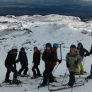 North Island Ski Champs on Turoa Ski Field, 17-20 September 2017.