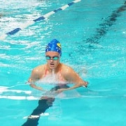 SARYA LOWER heads to Melbourne as part of the Wellington Talent ID squad to compete in the Victoria State Swimming Champs, Dec 2017.