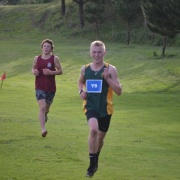 NAT KIRK finished 1st Y9 Boys, WSS Cross Country 24/5/18.