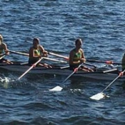 Girls U17 squad in action, NISS Rowing Champs at Lake Karapiro, 2-4 March 2018.