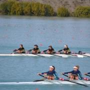 Aon Maadi Cup, Lake Ruataniwha in Twizel, 19-24 March 2018.