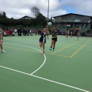 A1 Netball Team 9th out of 32 teams - Winter Tourn week in Palmerston North, 3-7 Sept 2018.
