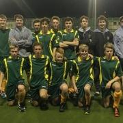 1st XI Boys Hockey WINNERS Manawatu Secondary School Div 1 Comp in Palmerston North, Aug 2018.