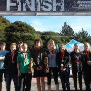 WINNERS : Tough Guy/Gal Competition in Wellington, 26/5/17.