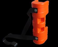 Pallet Rack Forklift Protector