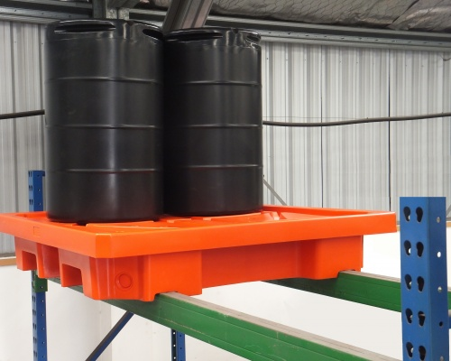 Drum Bund - pallet rackable
