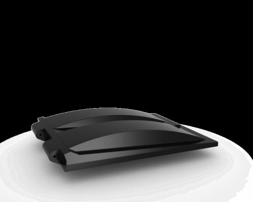 front load Plastic Bin lid