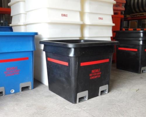 800L bulk bin - liquid container