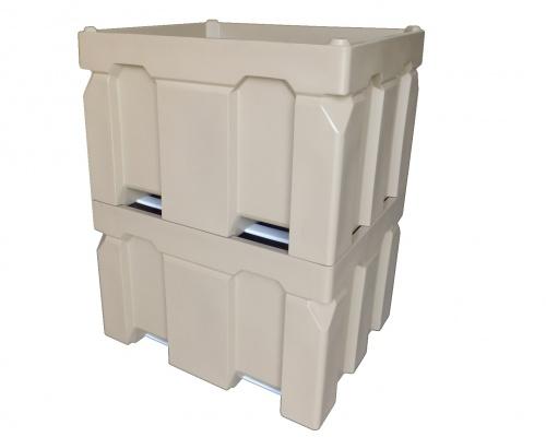 Plast-ax stackable  dolav compatible