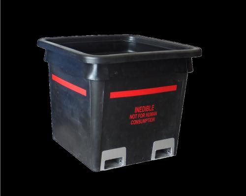 800L bulk containment offal bin Plast-ax 2