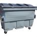 2 m3 FEL Front load bin Plast-ax