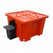 IBC Bunding drip tray dispenser unit