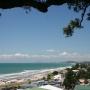 looking south down Waihi beach