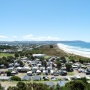 Waihi Beach from Bowentown