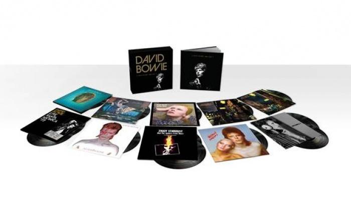 David Bowie 5CD set