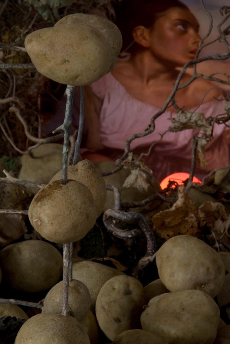 The Potato Days (Delacroix)