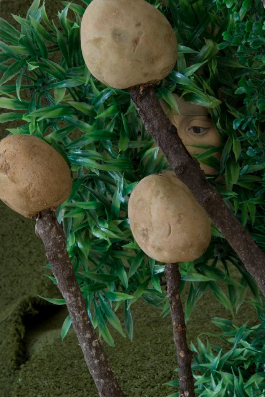 The Potato Days (van der Weyden)