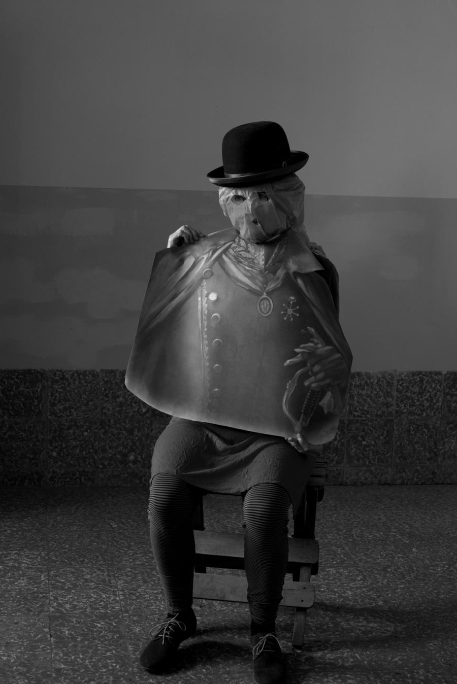 Bolivia - Disfraz