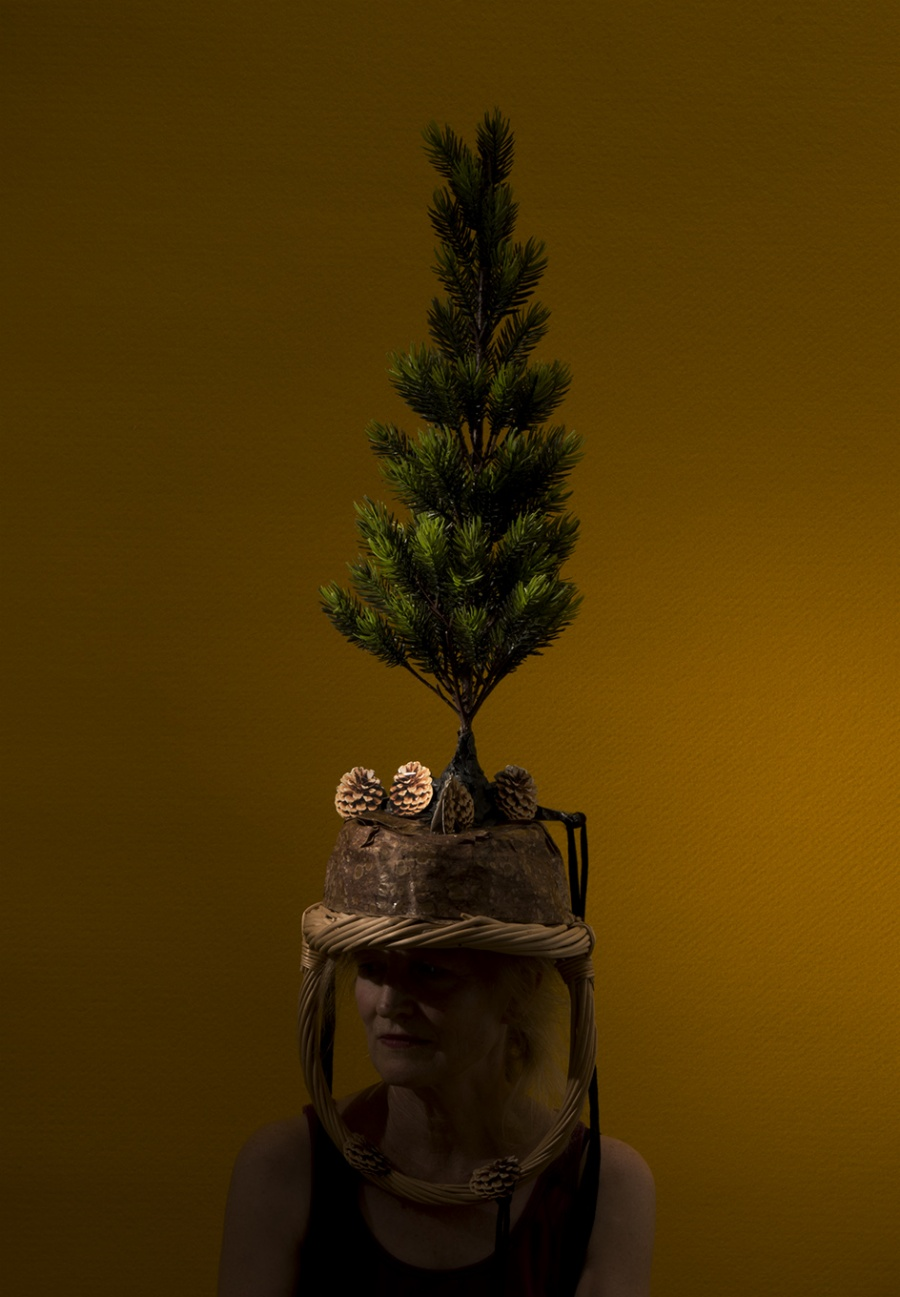 Pine Tree Hat