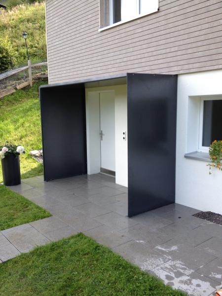 eingaenge tueren stahlbau schwyz alles aus einer hand f r einsiedeln und umgebung. Black Bedroom Furniture Sets. Home Design Ideas